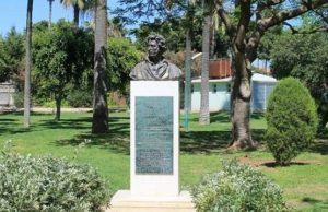 памятник Пушкину в Эфиопии